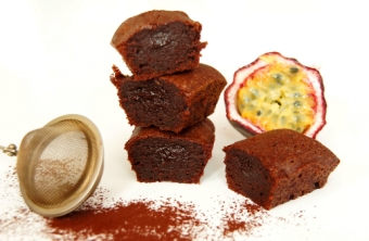 Passion Brownies